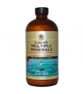 Liquid Multiple Minerals - 240ml