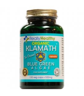 Klamath Blue Green Algae 130 veg caps